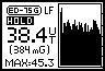 8GHz Electrosmog RF/LF dual mode field strength  power meter(100MHz-8GHz) ED78S