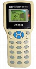 数字LCD高频电磁波测试器 (100MHz-8GHz) frequency & level display