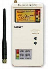 数字LCD高频电磁波测试器(1MHz-8GHz)