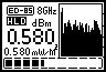 RF Field Strength power meter (1MHz-8GHz) ED85EXS