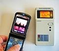 Electrosmog  WiFi spectrum analyzer RF field strength/power meter