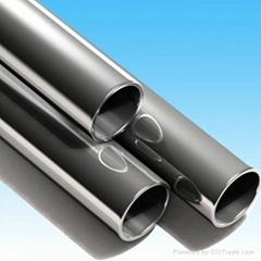 佛山不锈钢圆管方管矩形管压花管