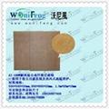 棕色耐高温合成纤维过滤棉