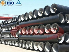 DN150MM ductile iron pipe for water supply