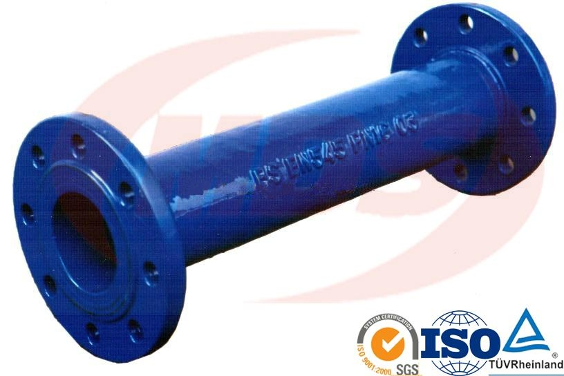 ductile iton flange pipe fitting 2