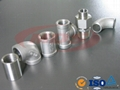 carbon steel pipe fitting for oil and gas pipe  1