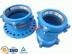 wide range couplings