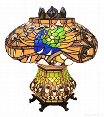 Supply tiffany lamp red dragonfly lamp lash desk lamp