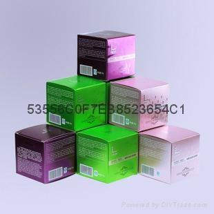 化妝品紙盒 1