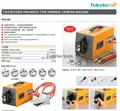 FEK-90L氣動式端子壓接機
