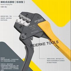 VSB-30J棘輪式壓接鉗 ( 標準型 ) Ratchet Crimping Plier