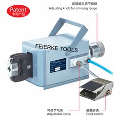 FEK-120Y Pneumatic Type Terminal Crimping Machine