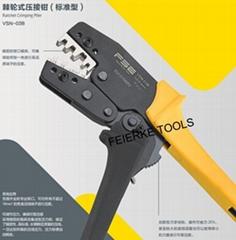 VSN-03B 棘輪式壓接鉗 ( 標準型 )