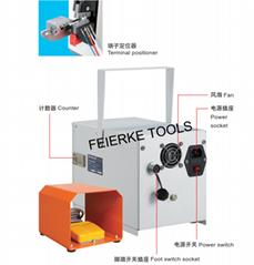 FEK-60EM 電動式端子壓接機  電動壓線鉗