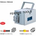 FEK-6-4  PNEUMATIC TYPE TERMINAL CRIMPING MACHINE