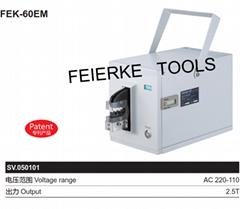菲尔科FEK-60EM 电动式端子压接机 预绝缘端头压接钳