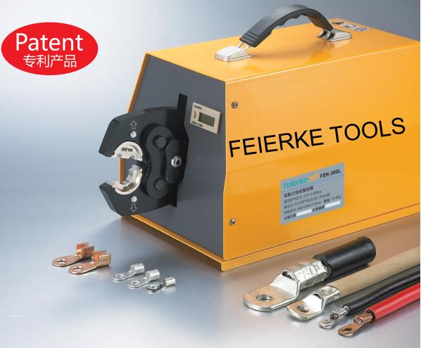 FEK-300L氣動式端子壓接機 自動壓線鉗