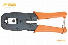 VSW-468C 電訊接頭壓接鉗