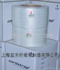 上海益禾聚酯柔性纤维打包带