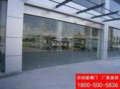 福州自動玻璃門