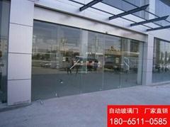 福州自动玻璃门/自动感应门/玻璃门安装