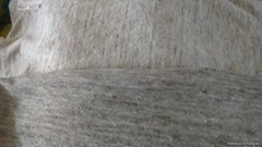 linen melange color knitting single jersey