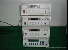 新品推廣TOS8010微電阻測試儀