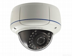 HD 5.0MP 2592*1920P/10fps 3MP Varifocal Lens 2.8~12mm IP Camera POE Vandal-proof (Hot Product - 1*)