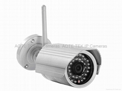 Wireless/Wifi CCTV HD 1280*720P Network IP Camera ONVIF Smart P2P Alarm Motion