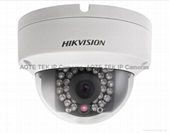 HIKVISION DS-2CD2132F-IS 3.0MP 2048*1536P/15fps IP Camera IR, POE, Audio