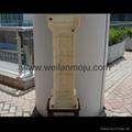 花瓶柱间隔柱模具
