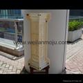 花瓶柱間隔柱模具 3