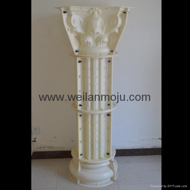 羅馬柱模具 1