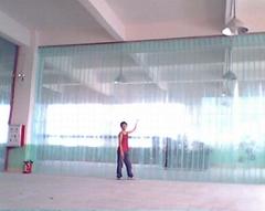 武漢夏季塑料軟門帘