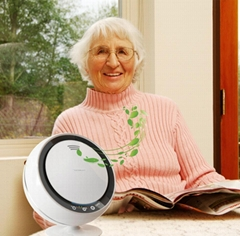 easy-to-use pure health negative air purifier