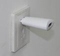 TRUMP Mini Air Purifier Wall Plug cord ZE-86120 1