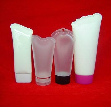 special tail-ended cosmetic tubes 1