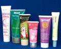 soft plastic tubes for cosmetics, food,