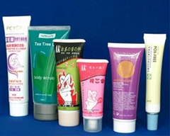 soft plastic tubes for cosmetics, food, pharmaceuticals, personal care, etc,.