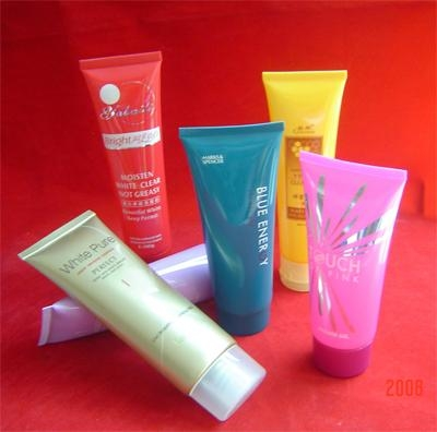 plastic tube for cosmetic  2