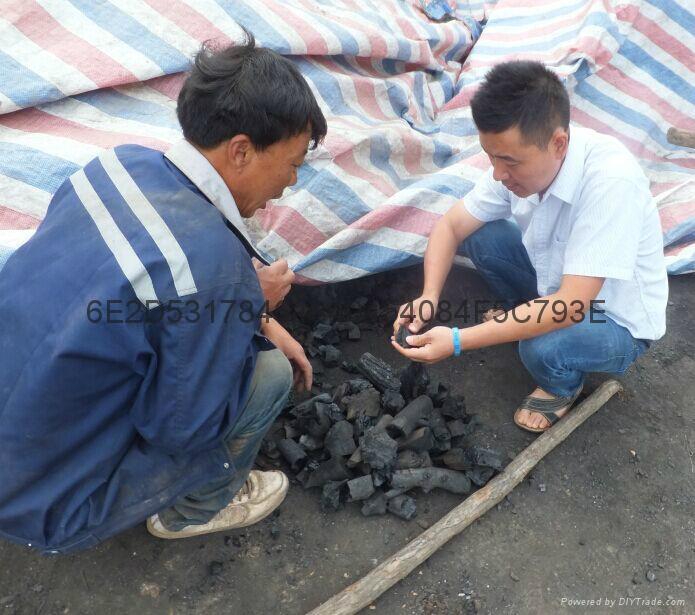 Pure apple wood charcoal  1