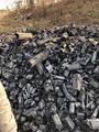 铜厂、硅厂冶炼用工业杂木炭,锅