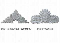 遼寧GRC浮雕花