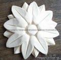 GRC 浮雕花