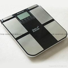 bodecoder  body composition beauty machine slimming machine software app scale