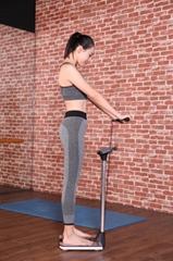 body composition analyzer scale beauty machine slimming machine software app