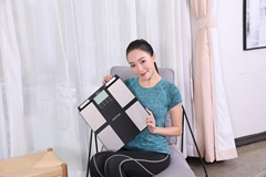 bodecoder body composition beauty scale machine slimming machine app scale