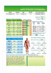bodecoder Bluetooth App Software body scale beauty machine slimming machine
