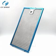 cooker hood mesh filter metal grease filter kitchen range hood filter
