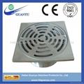 stainless steel SS304 316 316L CF8 CF8M CF3M floor drain 3
